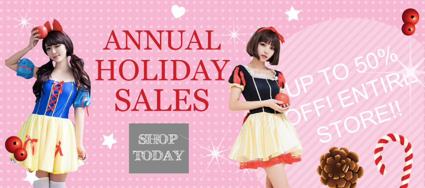 Holiday Sales Banner 2018
