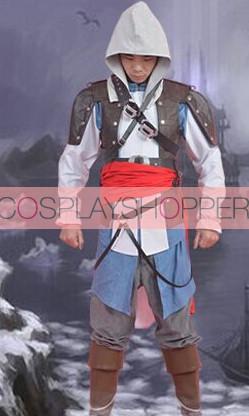 Assassin's Creed IV: Black Flag Edward Kenway Cosplay Costume