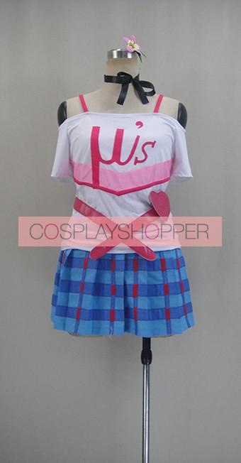 Love Live! Happy Maker Honoka Kosaka Cosplay Costume