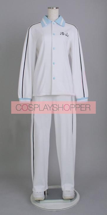 Kuroko no Basuke Rakuzan High School Sports Uniform Cosplay Costume