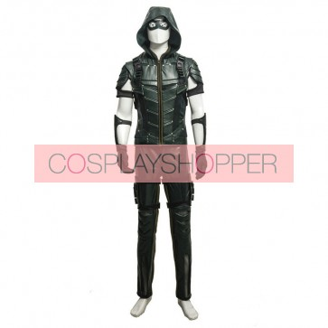 Deluxe Arrow 4 Olive Queen Cosplay Costume With Boots
