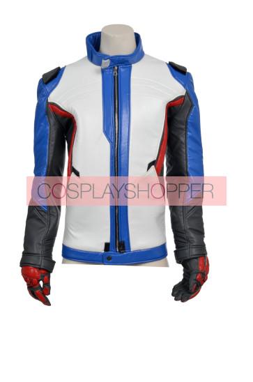 Overwatch Soldier 76 Cosplay Costume