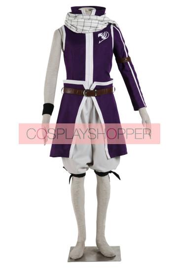 Fairy Tail Natsu Dragneel Cosplay Costume