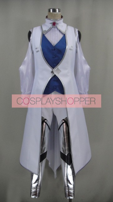 RWBY Winter Schnee Cosplay Costume