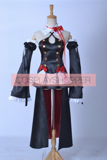 Seraph of the end : Vampire Reign Krul Tepes Cosplay Costume