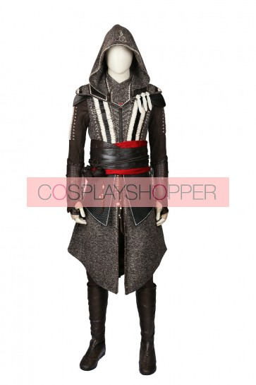 Movie Assassin's Creed Callum Lynch Cosplay Costume