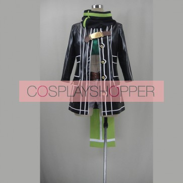 The Legend of Heroes: Trails of Cold Steel Fie Claussell Cosplay Costume