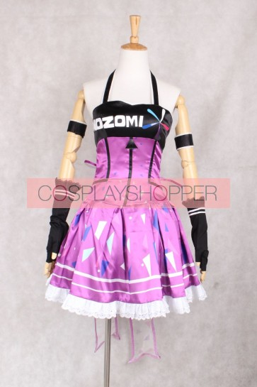 Love Live! School Idol Festival App Game Nozomi Tojo Cosplay Costume