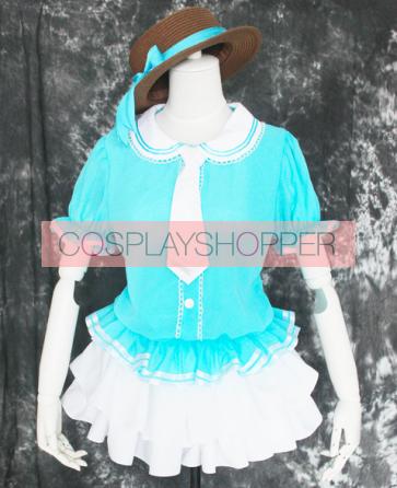 Love Live! SR Minami Kotori Dress July Ver. Cosplay Costume