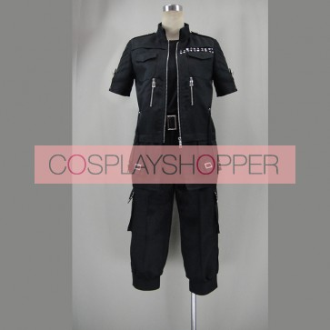 Final Fantasy XV King Noctis Lucis Caelum Cosplay Costume