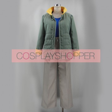 Mobile Suit Gundam: Iron-Blooded Orphans Mikazuki Augus Cosplay Costume