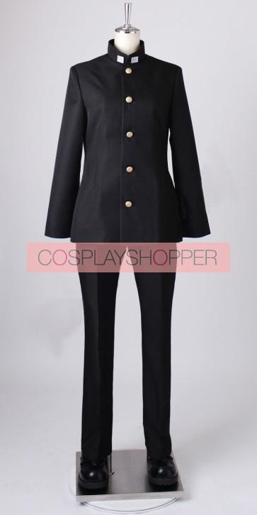 Kuroko no Basuke Shintaro Midorima Shutoku High Uniform Cosplay Costume