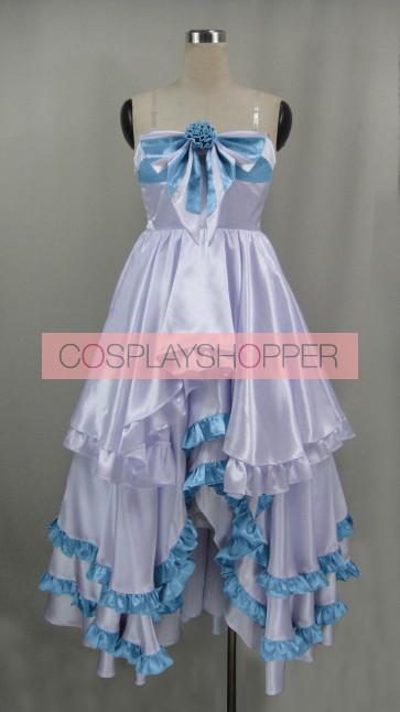 Sword Art Online Asuna Dress Cosplay Costume