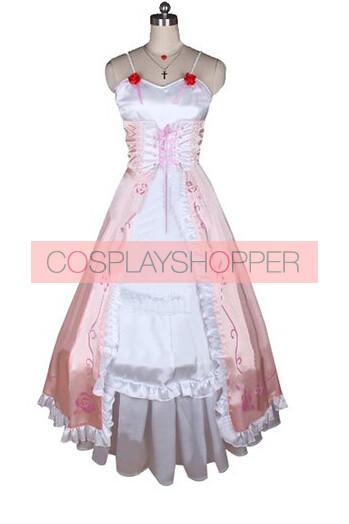 Amagi Brilliant Park Latifah Fleuranza Cosplay Costume