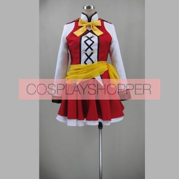 Love Live! SR The School Idol Movie Nico Yazawa Cosplay Costume
