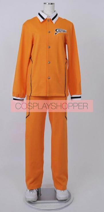 Kuroko no Basuke Shutoku High Sports Uniform Cosplay Costume