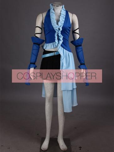 Final Fantasy X-2 Singing Yuna Cosplay Costume