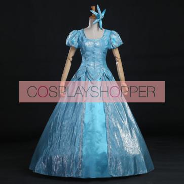Disney The Little Mermaid Ariel Dress Cosplay Costume
