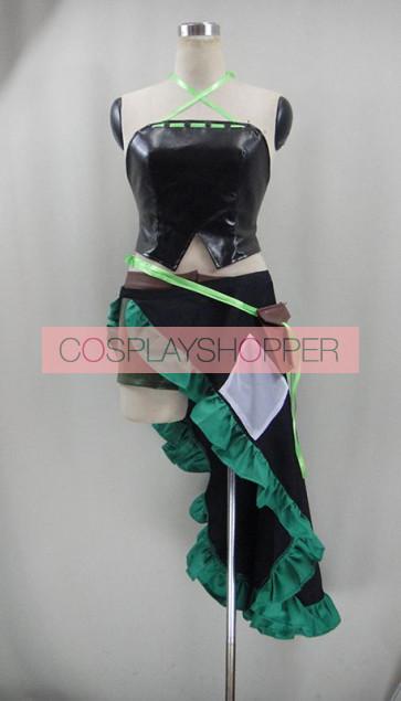God Eater Burst Sakuya Tachibana Cosplay Costume