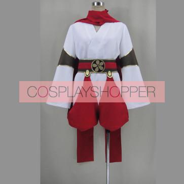 Chaos Dragon Ibuki Cosplay Costume