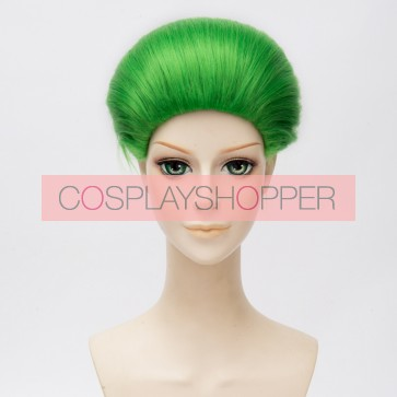 Green 30cm Batman Suicide Squad The Joker Cosplay Wig
