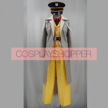 Overlord Pandora's Actor Cosplay Costume