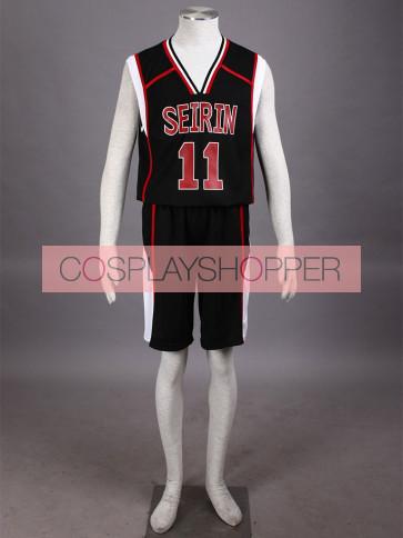 Kuroko no Basuke Kuroko's Basketball Season 2 Tetsuya Kuroko Black Cosplay Costume