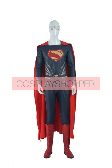 Batman v Superman: Dawn of Justice Superman Cosplay Costume