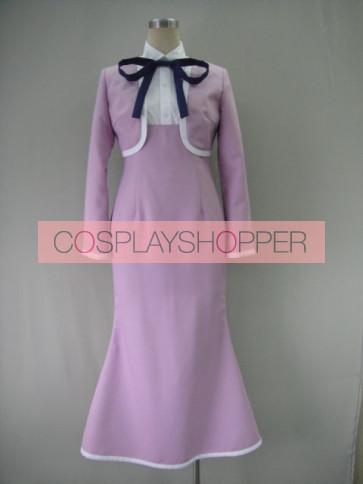 Amanchu! Hikari Kohinata/Futaba Ooki Cosplay Costume