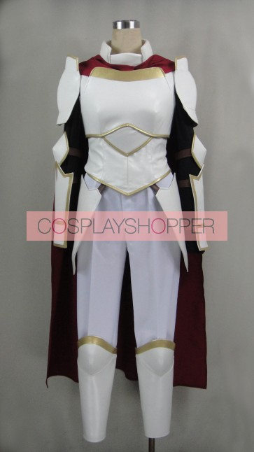 And you thought there is never a girl online? Hideki Nishimura Lucian/Rusian Cosplay Costume