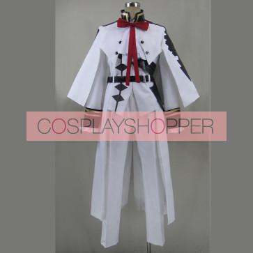 Seraph of the End: Vampire Reign Ferid Bathory Cosplay Costume