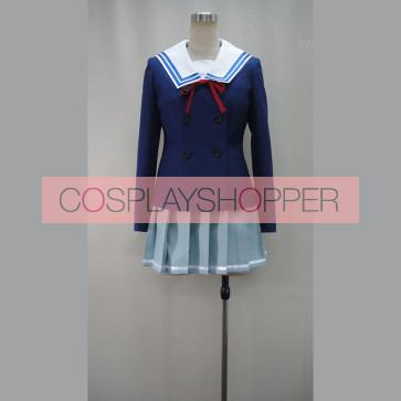 Beyond the Boundary Mirai Kuriyama/Mitsuki Nase Cosplay Costume
