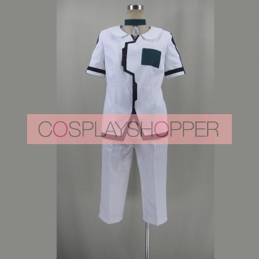 Seraph of the End: Vampire Reign Yuichiro Hyakuya Prison Uniform Cosplay Costume