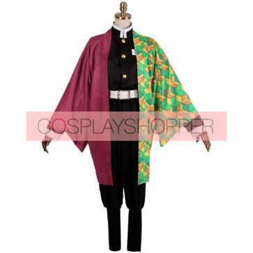 Kimetsu no Yaiba Demon Slayer Men Women Cosplay Christmas Costume Uniform Kimono