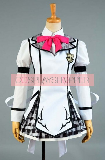 Chivalry of a Failed Knight Shizuku Kurogane Cosplay Costume