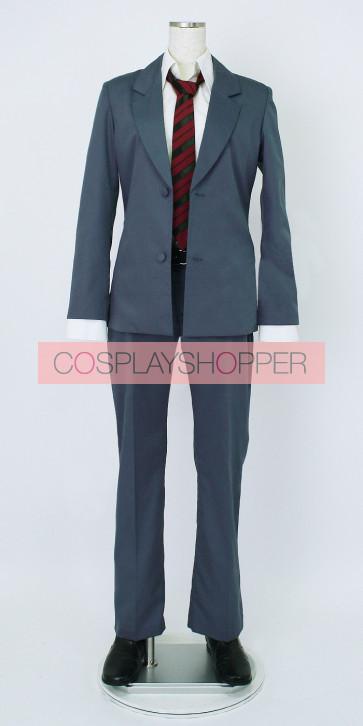 Kuroko no Basuke Daiki Aomine Too Academy Uniform Cosplay Costume