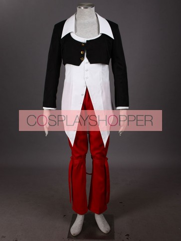 The King of Fighters Iori Yagami Cosplay Costume