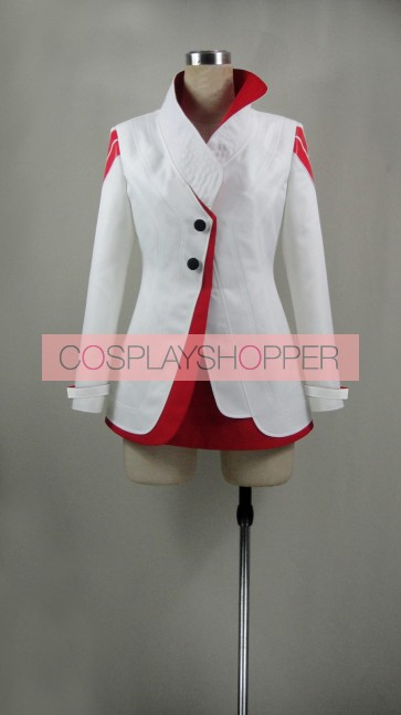 Pokemon Go Team Valor Candela Cosplay Costume