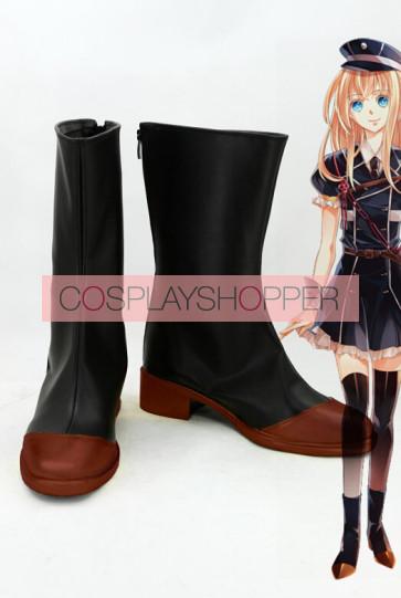 Touken Ranbu Midare Toushirou Cosplay Boots