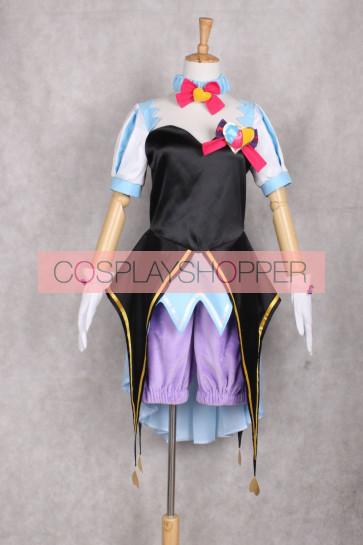 The Idolmaster Cinderella Girls OP STAR Uzuki Shimamura Cosplay Costume