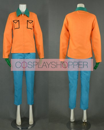 South Park Kyle Broflovski Cosplay Costume