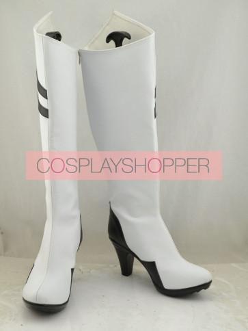 Neon Genesis Evangelion Rei Ayanami Cosplay Boots