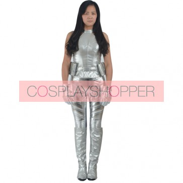 Arrow Season 4 White Canary Cosplay Costume