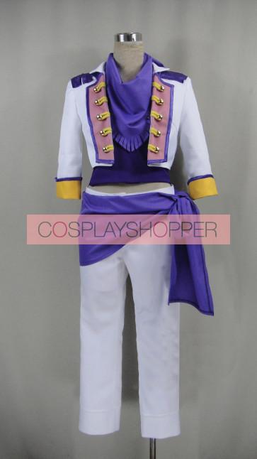 Osomatsu-kun Ichimatsu Matsuno Cosplay Costume
