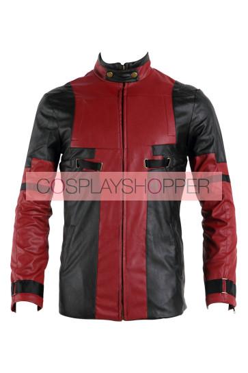 Deadpool Wade Winston Wilson Coat Cosplay Costume