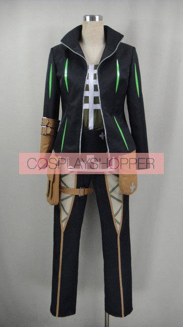 Tales of Zestiria Dezel Cosplay Costume