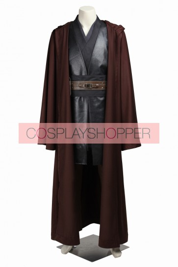 Star Wars: Episode III Revenge of the Sith Anakin Skywalker Cosplay Costume