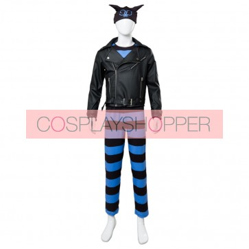 Danganronpa V3 Killing Harmony Ryoma Hoshi Cosplay Costume For Sale There was ryoma, chewing on a candy stick as he took in his surroundings with a bored look. danganronpa v3 killing harmony ryoma hoshi cosplay costume