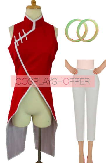 Boruto: Naruto the Movie Sakura Haruno Cheongsam Cosplay Costume
