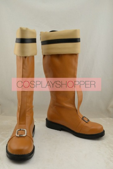 Skies of Arcadia Vyse Cosplay Boots